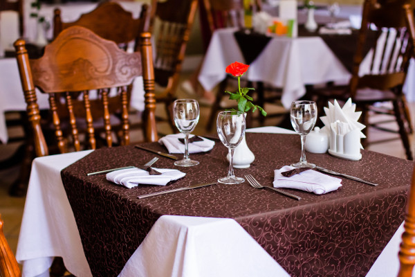 Restaurant in Kharkov hotel City Club